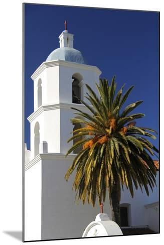 Old Mission San Luis Rey De Francia, Oceanside, California, USA-Kymri Wilt-Mounted Photographic Print