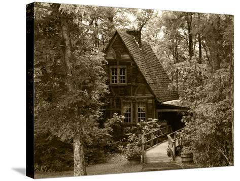 Cradle of Forestry in America, Pisgah National Forest, North Carolina, USA-Adam Jones-Stretched Canvas Print