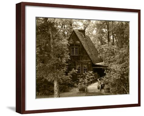 Cradle of Forestry in America, Pisgah National Forest, North Carolina, USA-Adam Jones-Framed Art Print