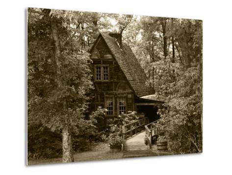 Cradle of Forestry in America, Pisgah National Forest, North Carolina, USA-Adam Jones-Metal Print