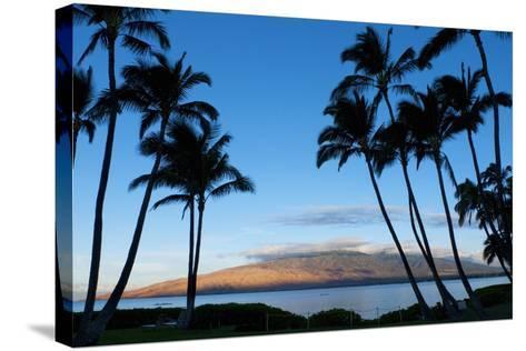 Kihei, Maui, Hawaii, USA-Douglas Peebles-Stretched Canvas Print