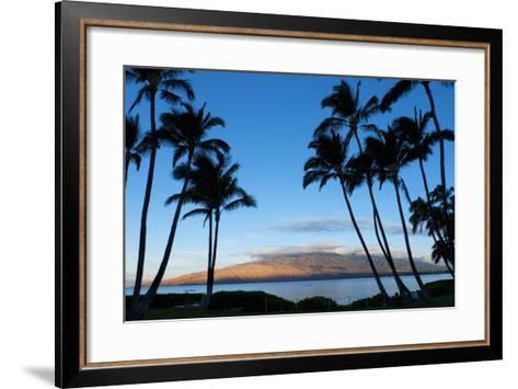 Kihei, Maui, Hawaii, USA-Douglas Peebles-Framed Art Print