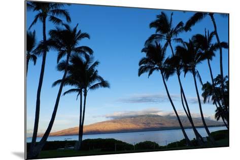 Kihei, Maui, Hawaii, USA-Douglas Peebles-Mounted Photographic Print