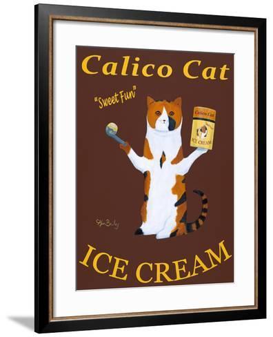 Calico-Ken Bailey-Framed Art Print
