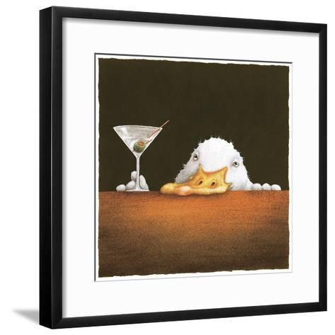 The Bar Bill-Will Bullas-Framed Art Print