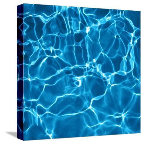Pool 4-CJ Elliott-Stretched Canvas Print