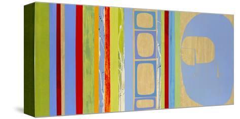 New Optics I-Mary Calkins-Stretched Canvas Print