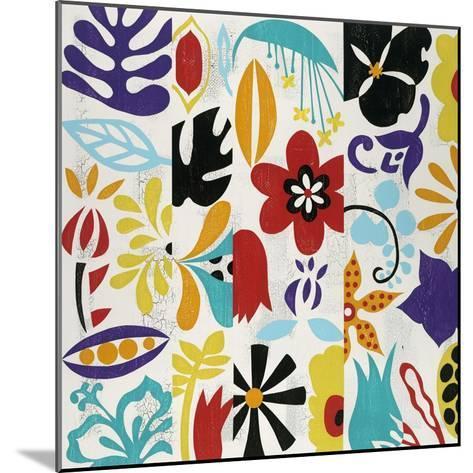 Jubilee-Mary Calkins-Mounted Premium Giclee Print