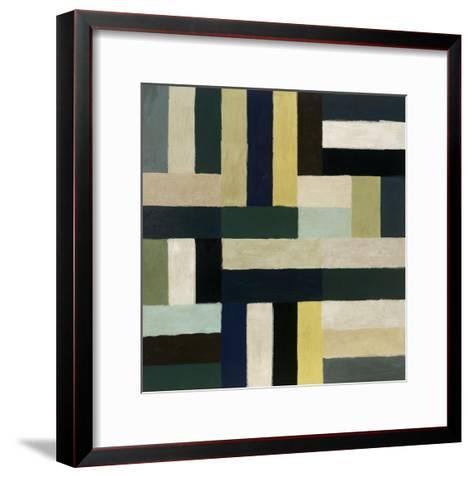 Design Slab-David Dauncey-Framed Art Print