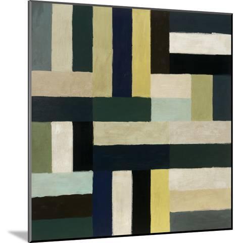 Design Slab-David Dauncey-Mounted Premium Giclee Print