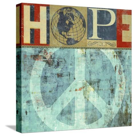 Hope-Stella Bradley-Stretched Canvas Print