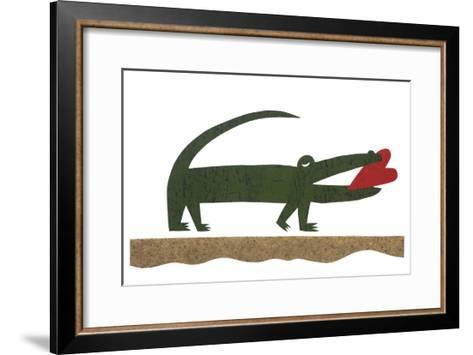 Love Bites-Kate Endle-Framed Art Print