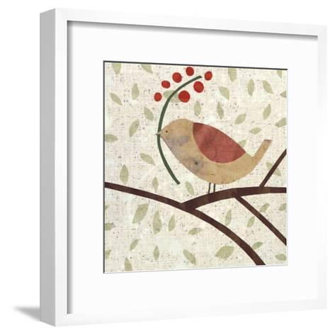 A Flutter-Kate Endle-Framed Art Print
