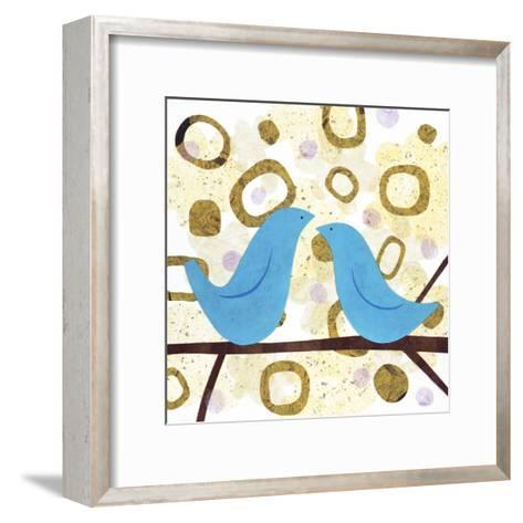 Here You Are-Kate Endle-Framed Art Print