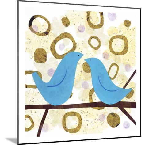 Here You Are-Kate Endle-Mounted Premium Giclee Print