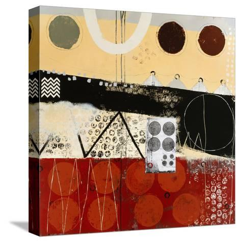 New Variation 3-Mary Calkins-Stretched Canvas Print