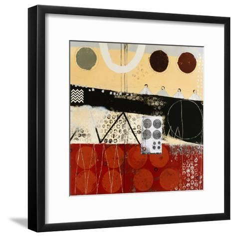 New Variation 3-Mary Calkins-Framed Art Print