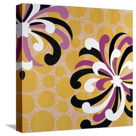 Boa-Mary Calkins-Stretched Canvas Print