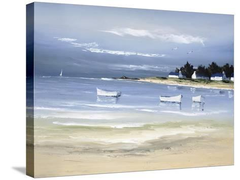 Coastal Inlet II-Fr?d?ric Flanet-Stretched Canvas Print
