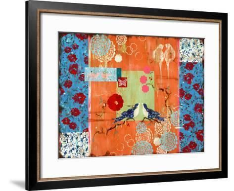 When You Told Me You Loved Me-Kathe Fraga-Framed Art Print
