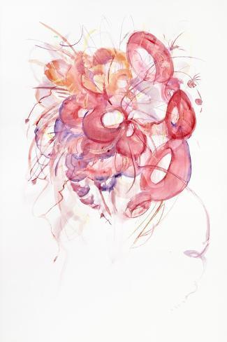 Foo-Flow 2-Allyson Fukushima-Stretched Canvas Print