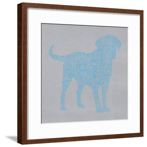 Lab 1a-Stella Bradley-Framed Art Print