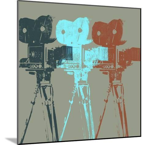 Projectors-Stella Bradley-Mounted Premium Giclee Print