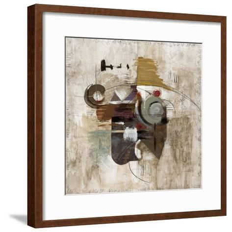 Unwound 1-Checo Diego-Framed Art Print