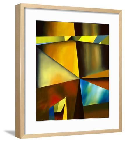 Prism-Gregory Garrett-Framed Art Print