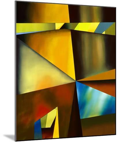 Prism-Gregory Garrett-Mounted Premium Giclee Print
