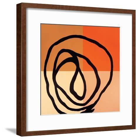 Swirl Pattern III-Gregory Garrett-Framed Art Print