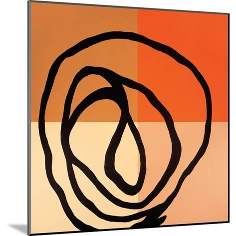 Swirl Pattern III-Gregory Garrett-Mounted Premium Giclee Print