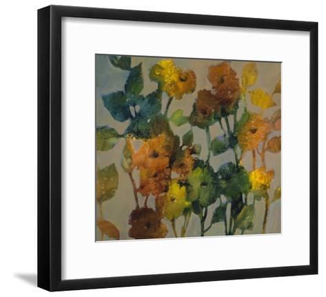 Spicey 2-Michelle Abrams-Framed Art Print