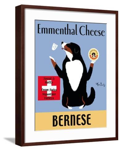 Bernese Emmenthal-Ken Bailey-Framed Art Print