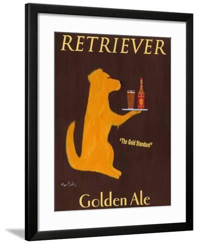 Golden Ale-Ken Bailey-Framed Art Print