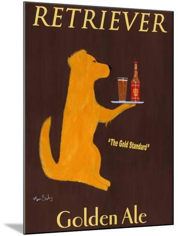 Golden Ale-Ken Bailey-Mounted Premium Giclee Print