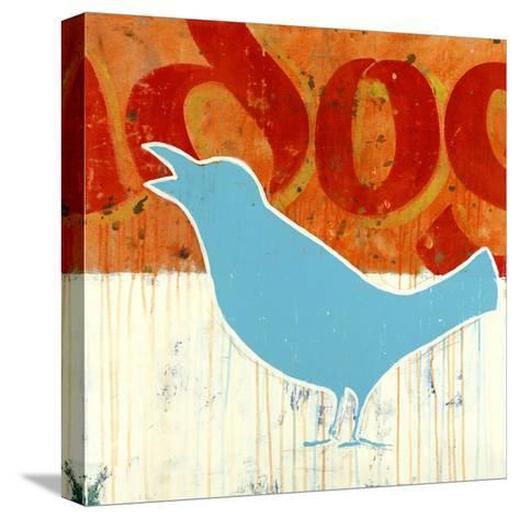 Blubird-Christopher Balder-Stretched Canvas Print