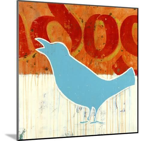 Blubird-Christopher Balder-Mounted Premium Giclee Print
