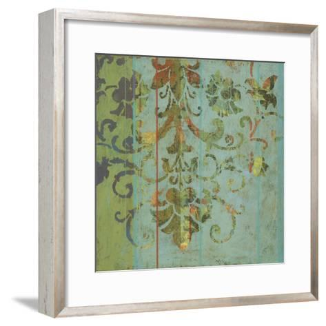 Secret Garden-Ciela Bloom-Framed Art Print