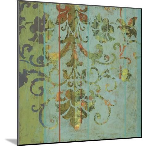 Secret Garden-Ciela Bloom-Mounted Premium Giclee Print