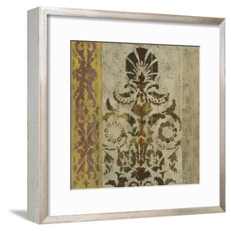Ascending-Ciela Bloom-Framed Art Print
