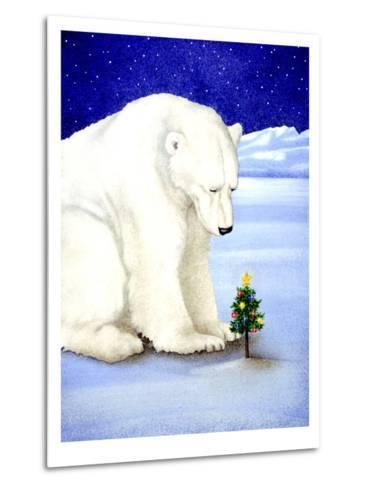 Polar Prayer-Will Bullas-Metal Print