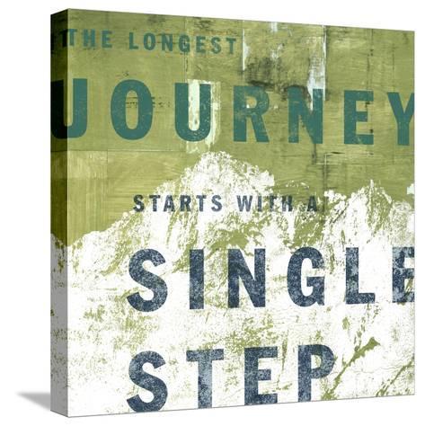 Longest Journey 1-CJ Elliott-Stretched Canvas Print