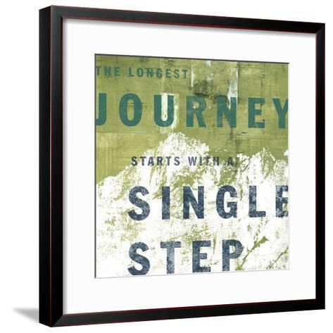 Longest Journey 1-CJ Elliott-Framed Art Print