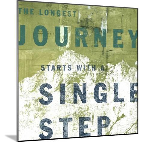Longest Journey 1-CJ Elliott-Mounted Premium Giclee Print