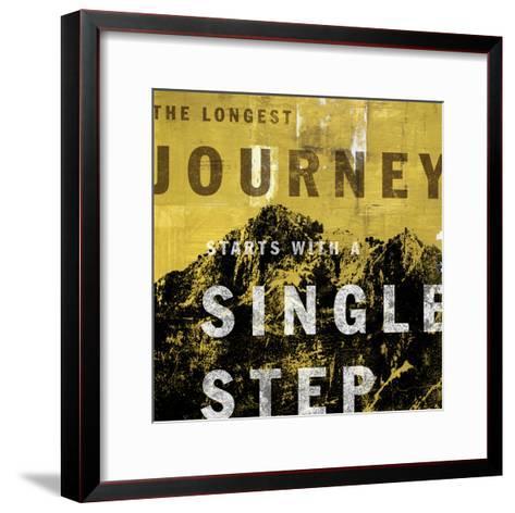 Longest Journey 2-CJ Elliott-Framed Art Print