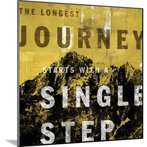 Longest Journey 2-CJ Elliott-Mounted Premium Giclee Print