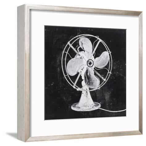 Fan White 2-JB Hall-Framed Art Print
