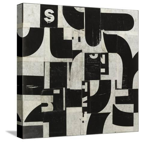 Comparison D-JB Hall-Stretched Canvas Print