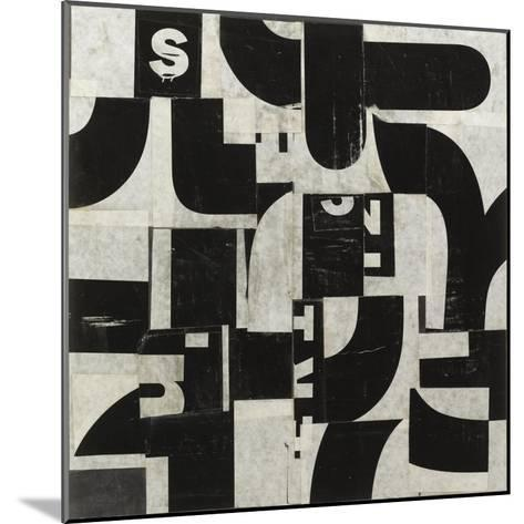 Comparison D-JB Hall-Mounted Premium Giclee Print